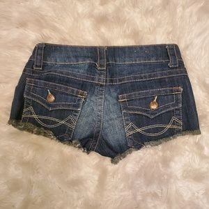 Mossimo Supply Co. Shorts - Distressed Jean shorts